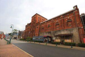 門司赤煉瓦プレイス旧サッポロビール醸造棟