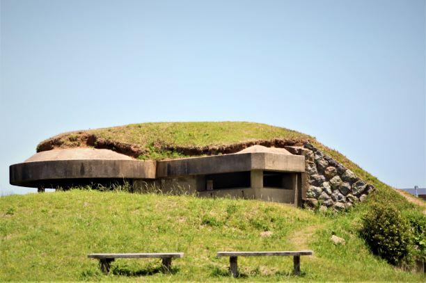 砲台観測所跡